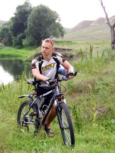 велосипед стелс 770