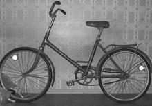Салют велосипед