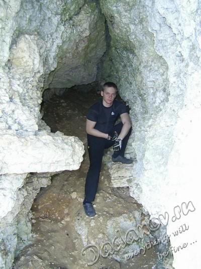 Галичья гора пещера