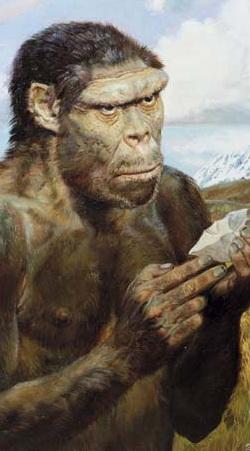 происхождение человека и плейстоценовая