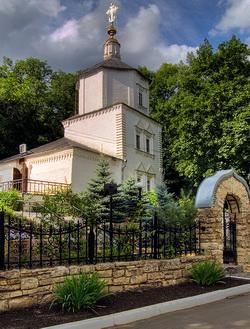 древне Успенская церковь