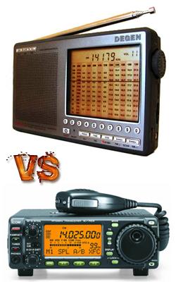 Degen DE 1103 - доработка и модернизация радиоприемника