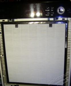 Устройство воздухоочистителя Bork 1960 BK