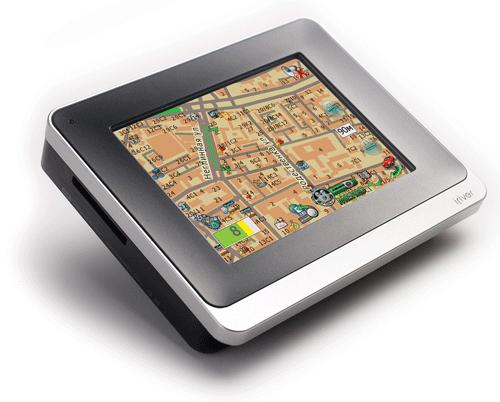 GPS навигатор для туриста из автомобильного навигатора