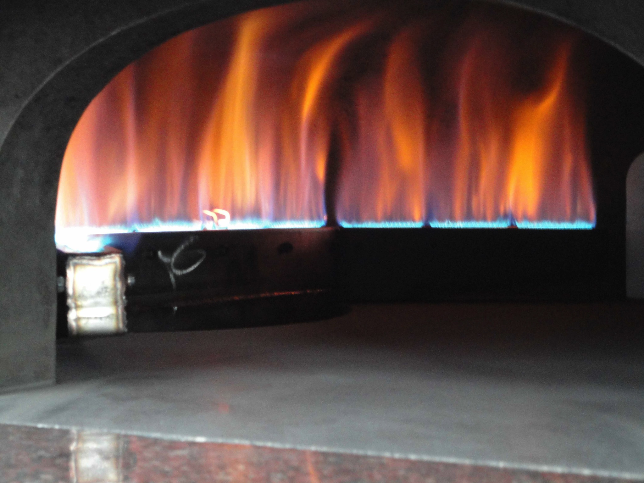 Газовые печи для пиццы