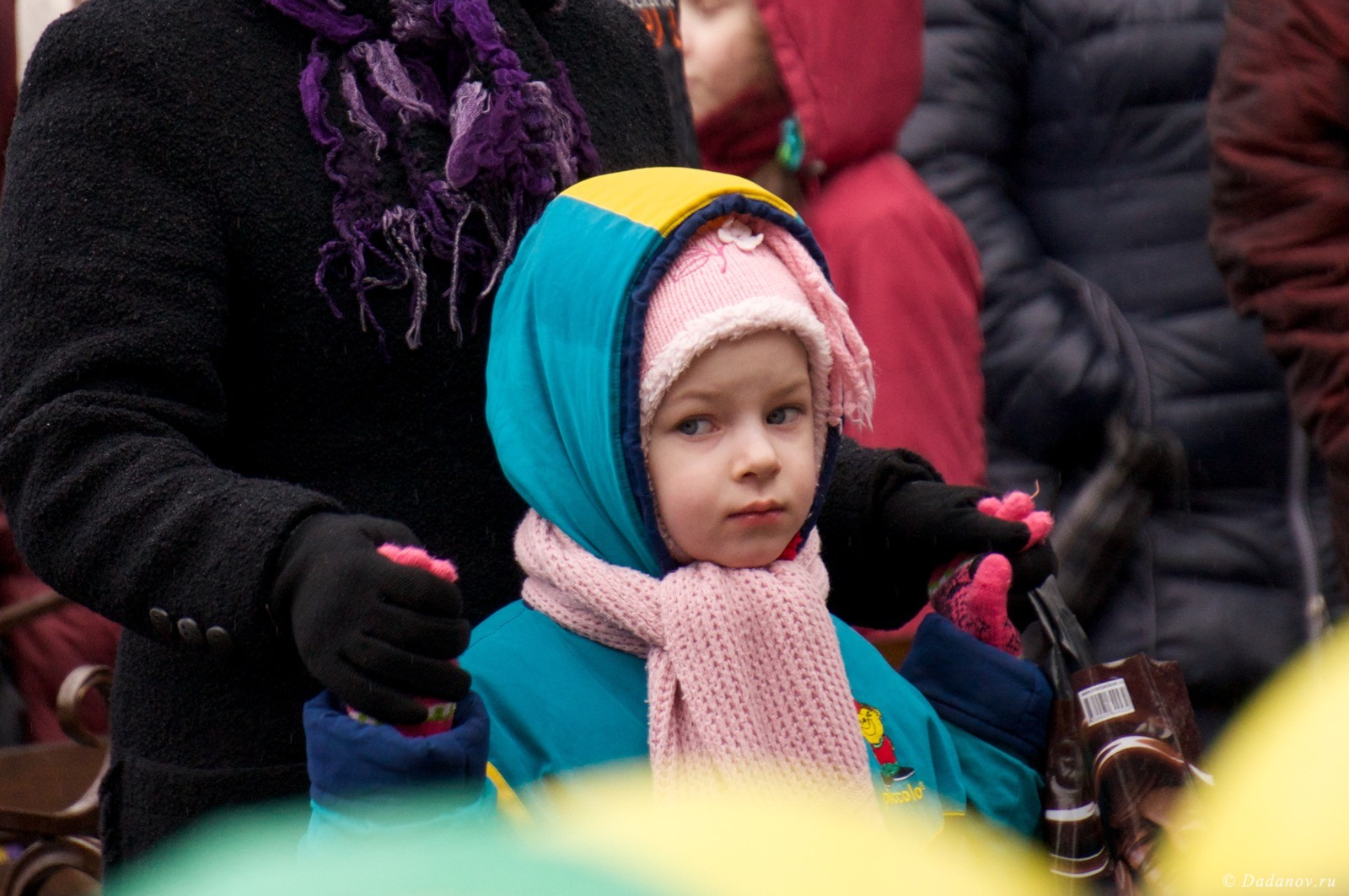 Масленица в Липецке удалась, несмотря на дождь и снег