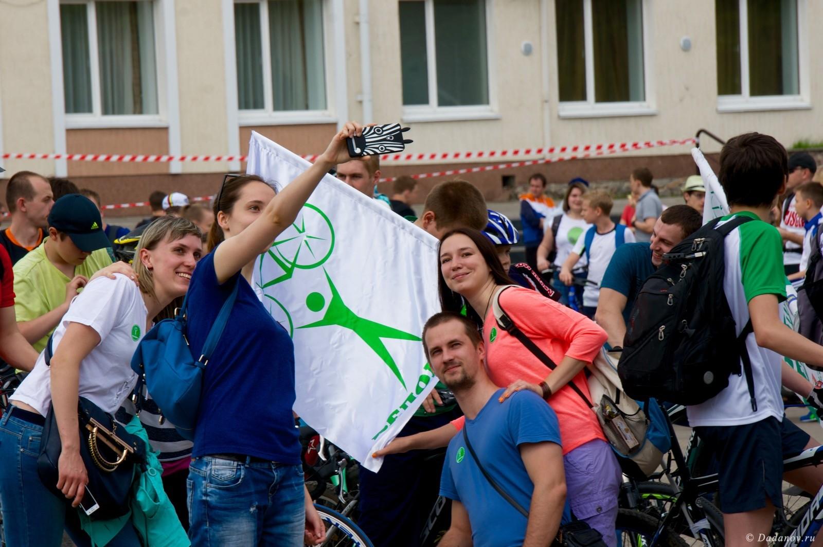 Велодень 2016 в Липецке состоялся. Фотографии с мероприятия 2977
