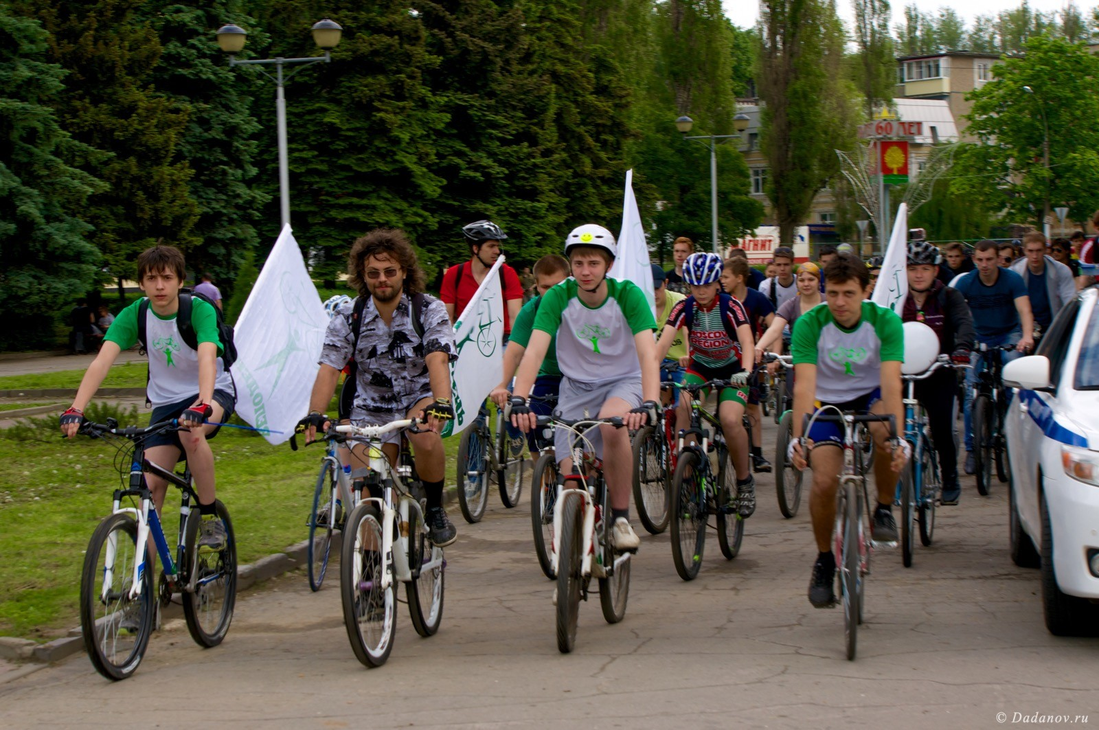 Велодень 2016 в Липецке состоялся. Фотографии с мероприятия 2986