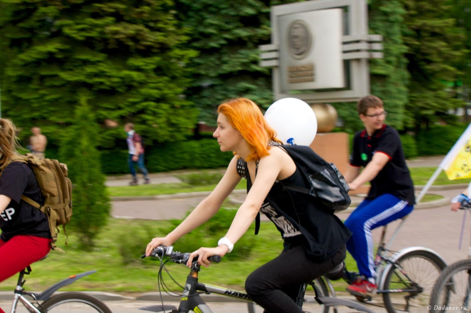 Велодень 2016 в Липецке состоялся. Фотографии с мероприятия 2989