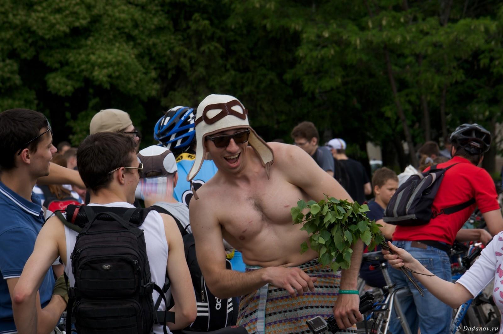 Велодень 2016 в Липецке состоялся. Фотографии с мероприятия 2992