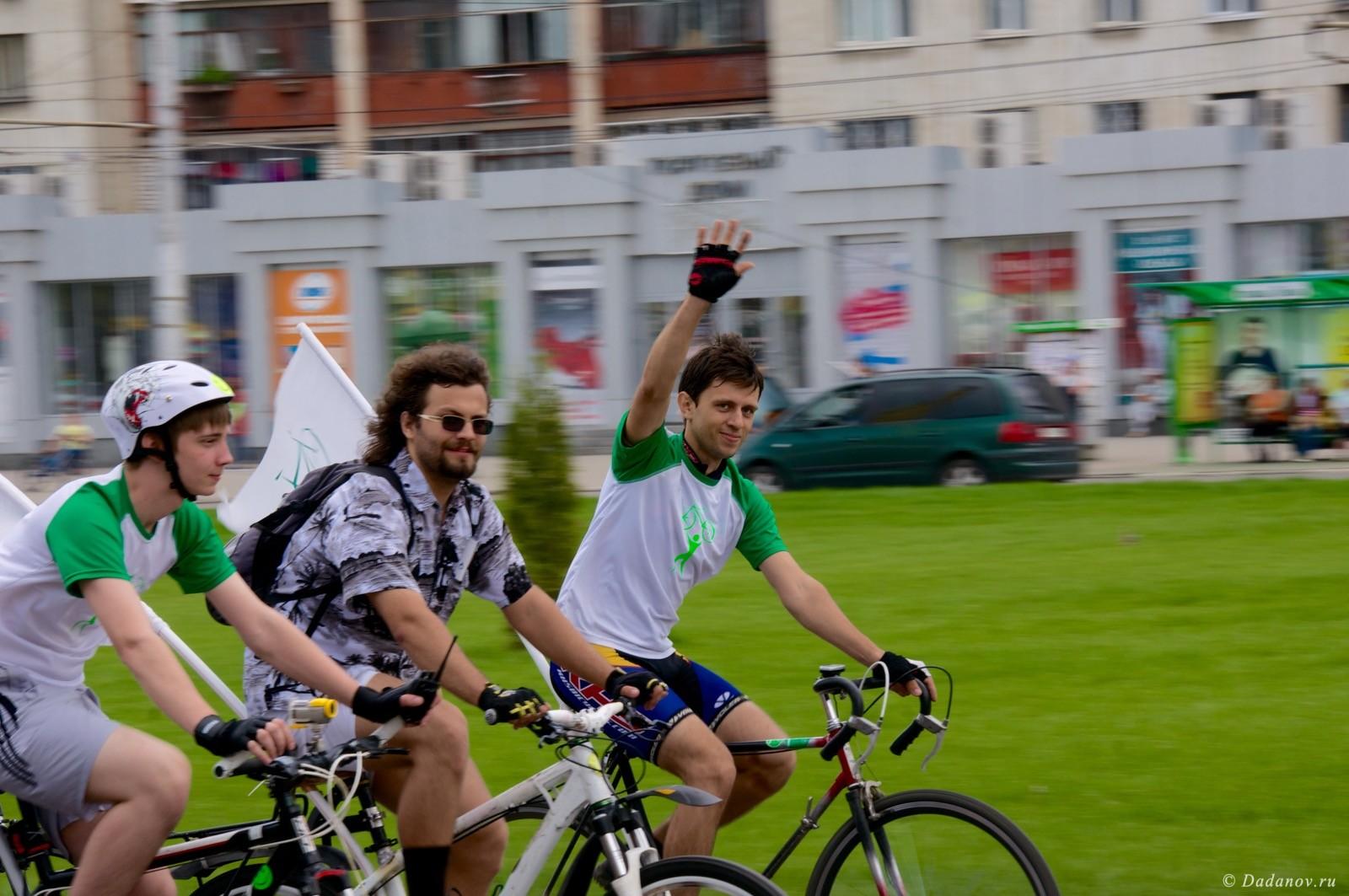 Велодень 2016 в Липецке состоялся. Фотографии с мероприятия 3003