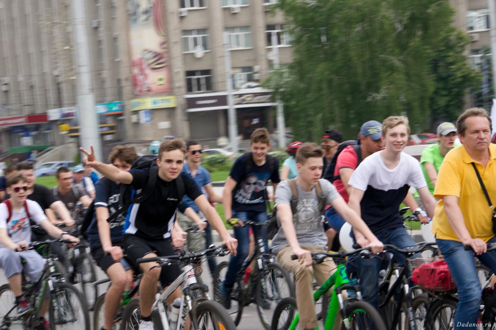 Велодень 2016 в Липецке состоялся. Фотографии с мероприятия 3004