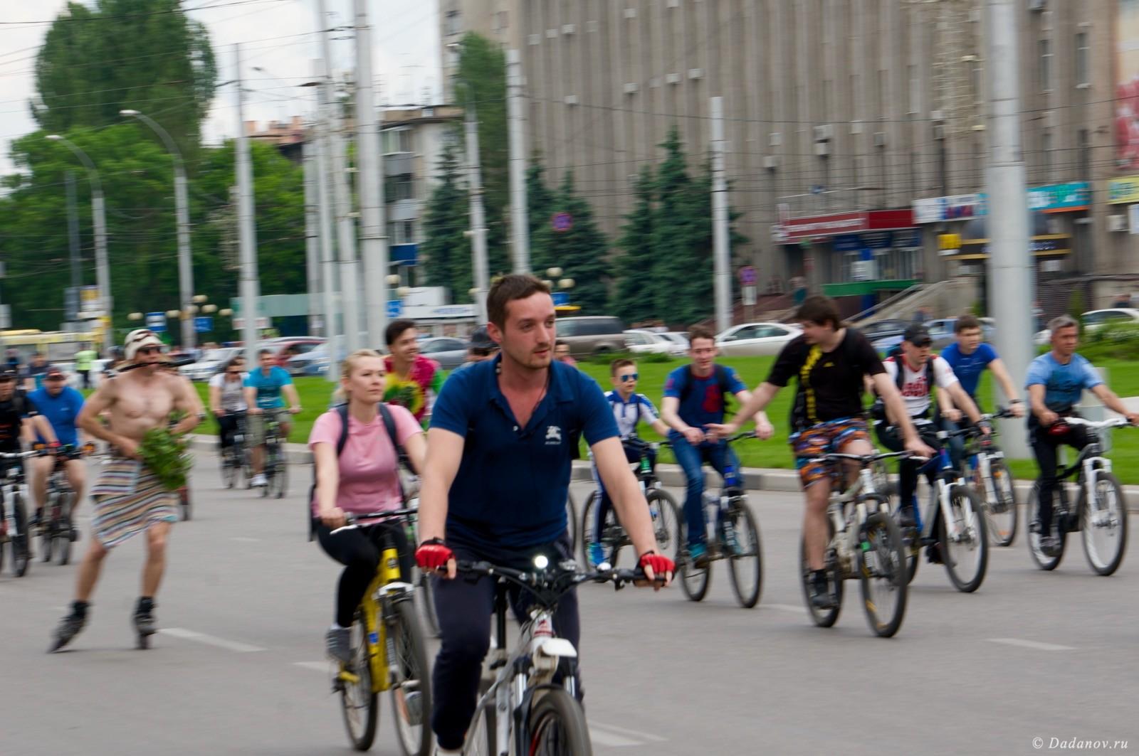 Велодень 2016 в Липецке состоялся. Фотографии с мероприятия 3007