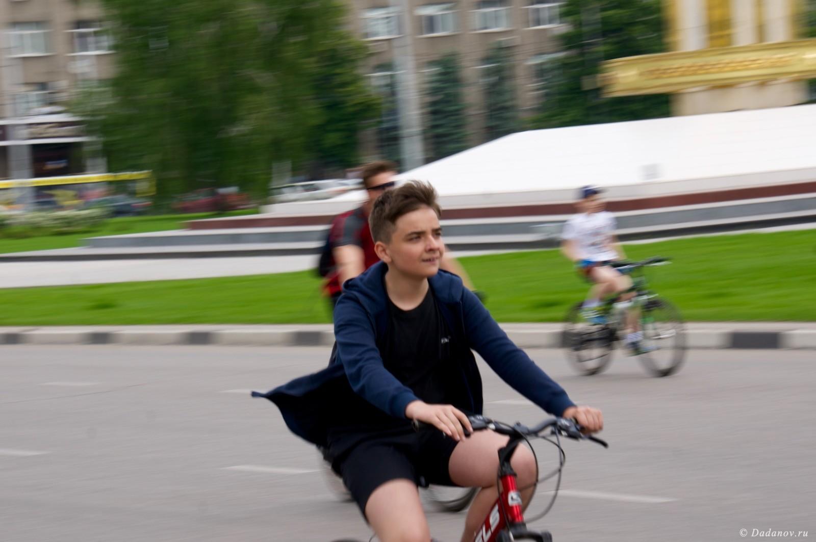 Велодень 2016 в Липецке состоялся. Фотографии с мероприятия 3018