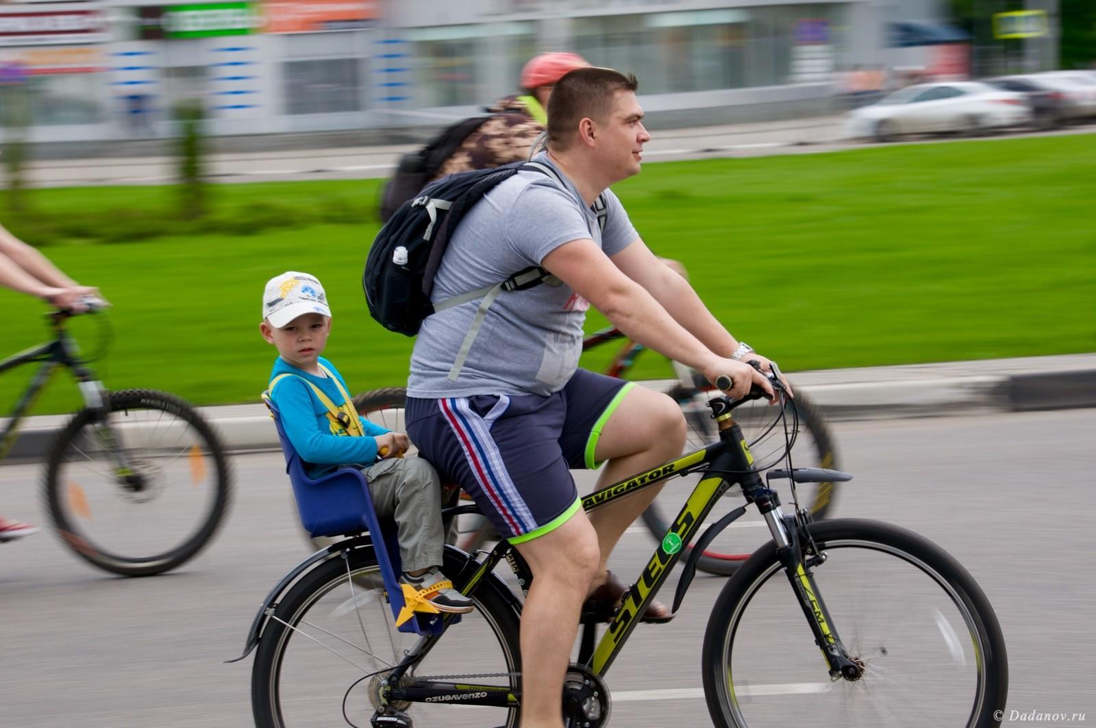 Велодень 2016 в Липецке состоялся. Фотографии с мероприятия 3027