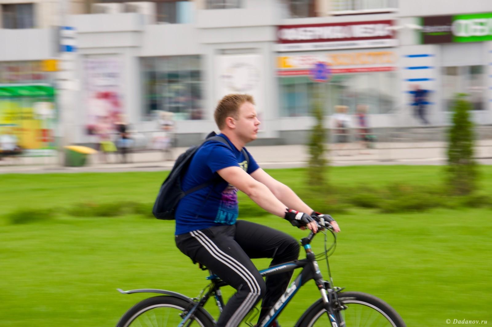 Велодень 2016 в Липецке состоялся. Фотографии с мероприятия 3037