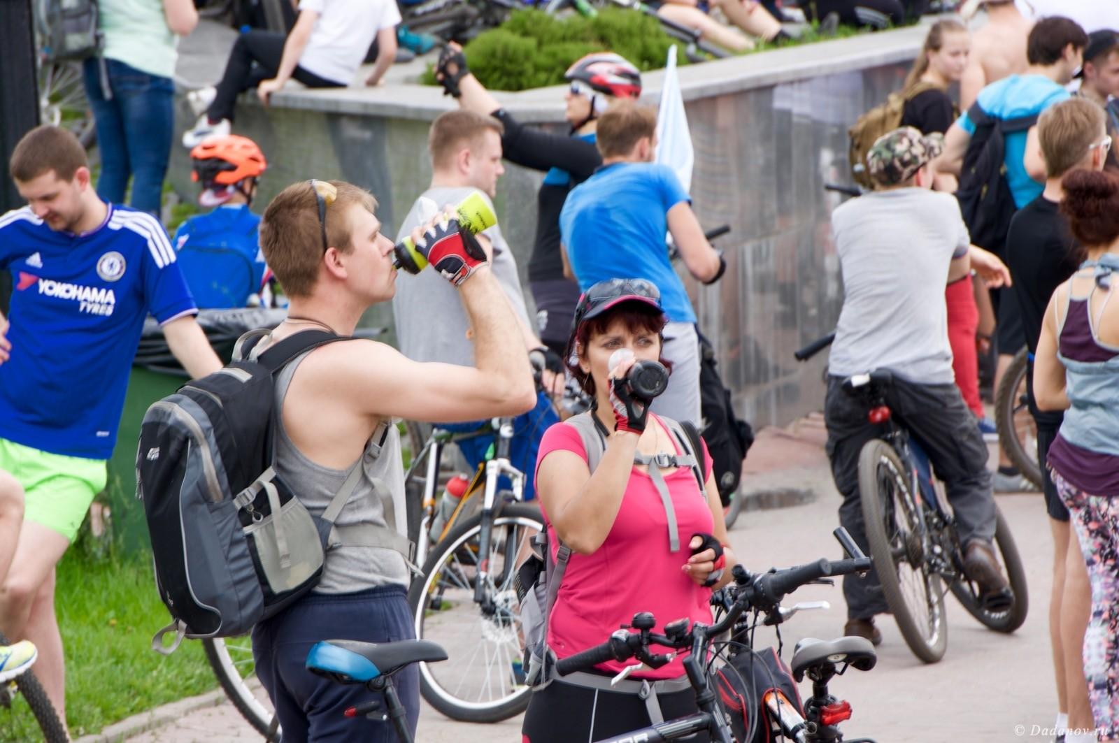 Велодень 2016 в Липецке состоялся. Фотографии с мероприятия 3055