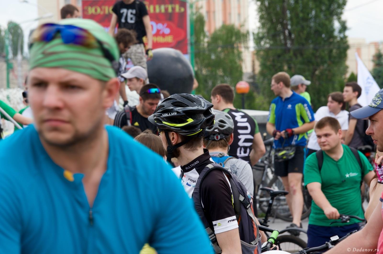 Велодень 2016 в Липецке состоялся. Фотографии с мероприятия 3069