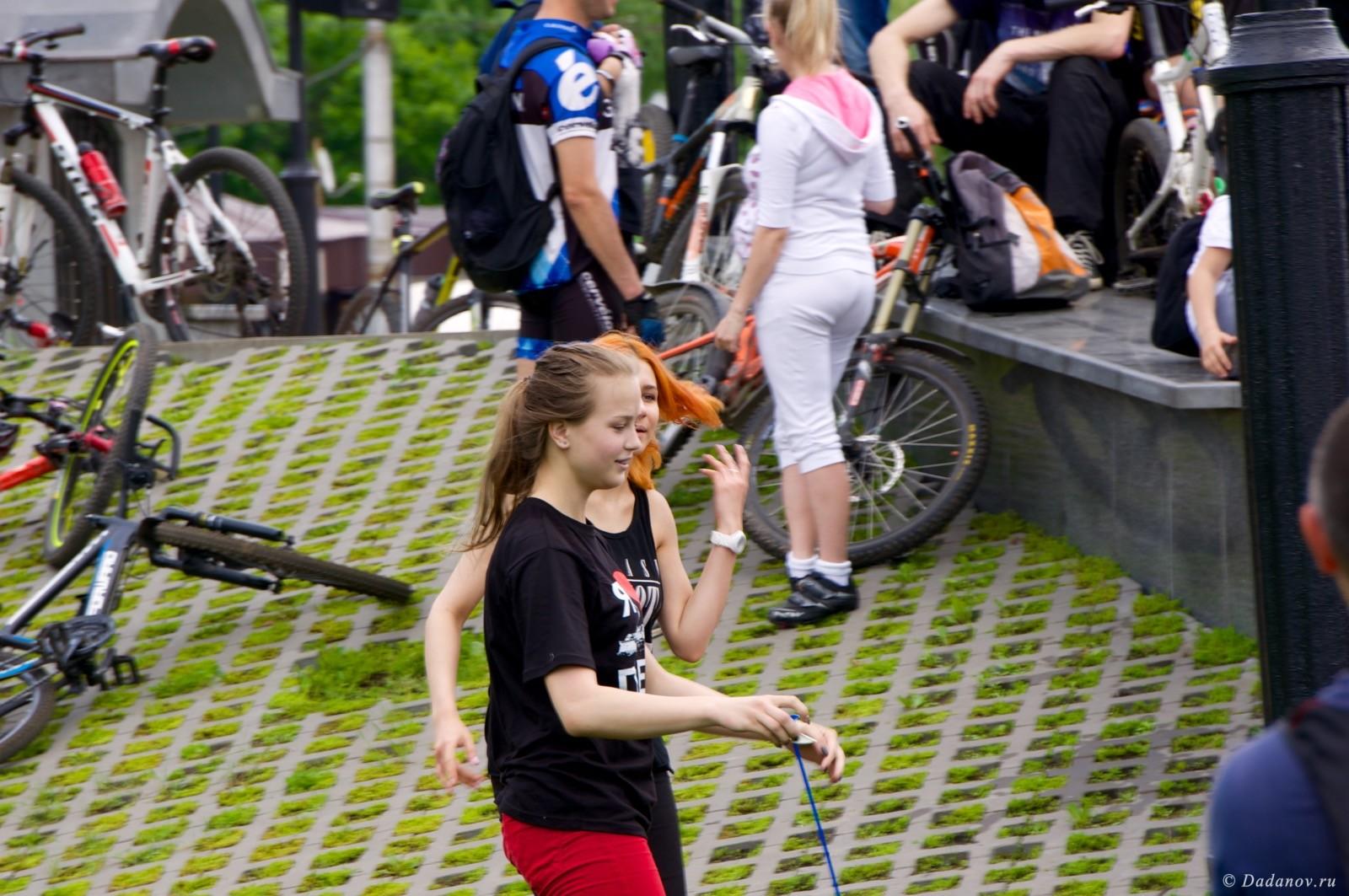 Велодень 2016 в Липецке состоялся. Фотографии с мероприятия 3086
