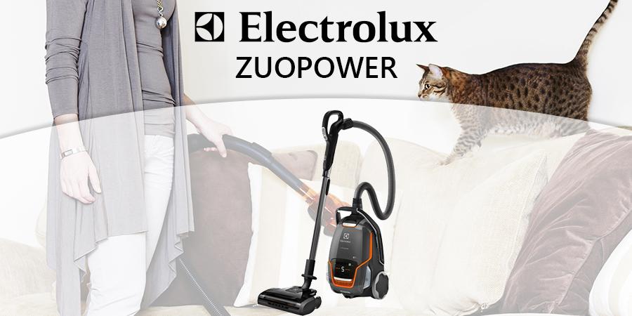 Electrolux UltraOne ZUOPOWER