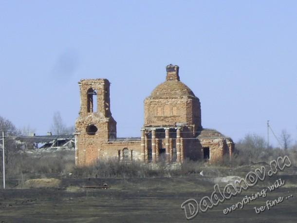 Галичья гора церковь старая