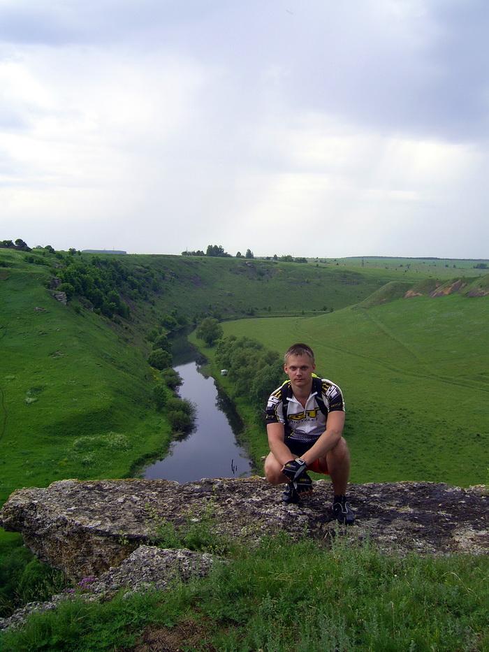 в реке Воргол