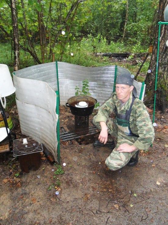 Человек, который живет в лесу и делает сайт gonchij.wen.ru