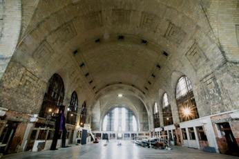 Центральный вокзал (Буффало,США)