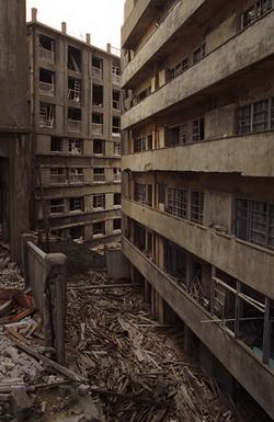 Заброшенные города и здания
