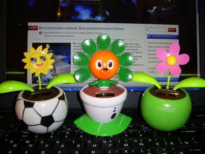Flip Flap - солнечный цветок. Ремонт, отзывы, принцип работы. Flip Flap не работает