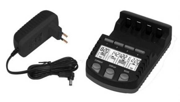 Интеллектуальное зарядное устройство для NiMH аккумуляторов