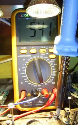 Простой регулятор температуры для японского паяльника