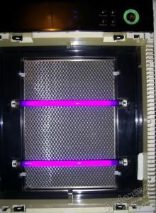 УФ лампы в воздухоочистителе выбор 360-400 нм