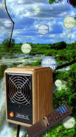 Обзор биполярного ионизатора воздуха Янтарь 5А