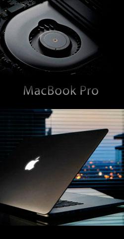 Ремонт петель на Macbook Pro