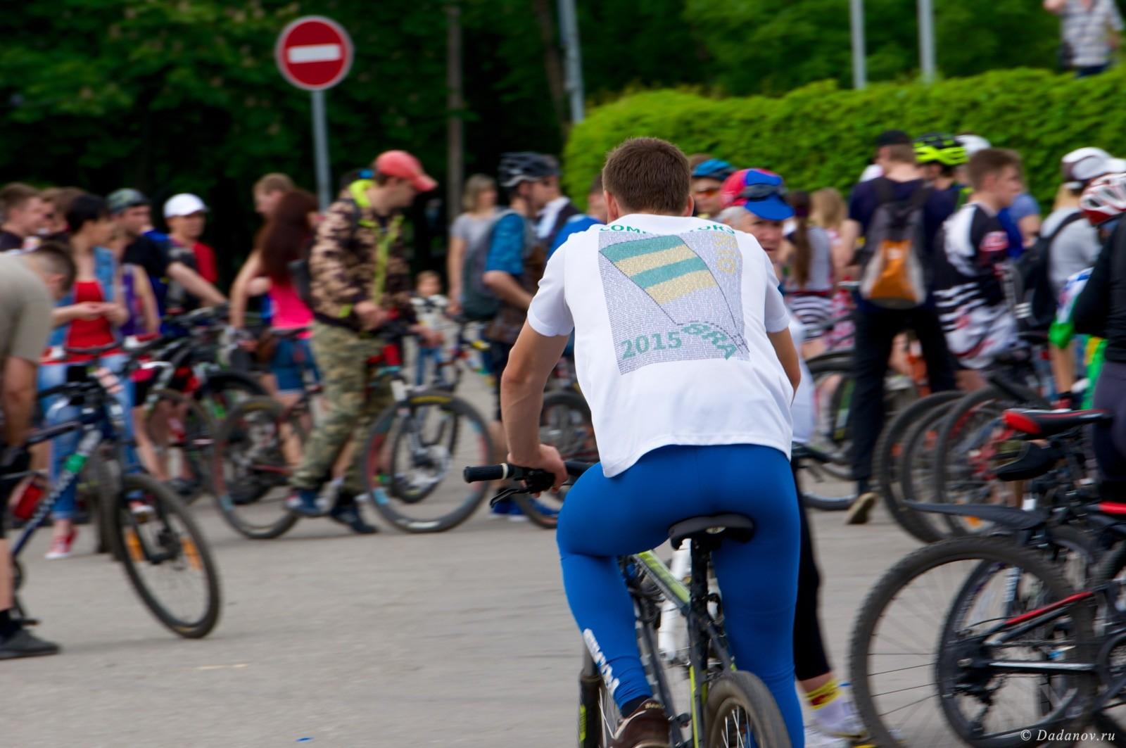 Велодень 2016 в Липецке состоялся. Фотографии с мероприятия 2978