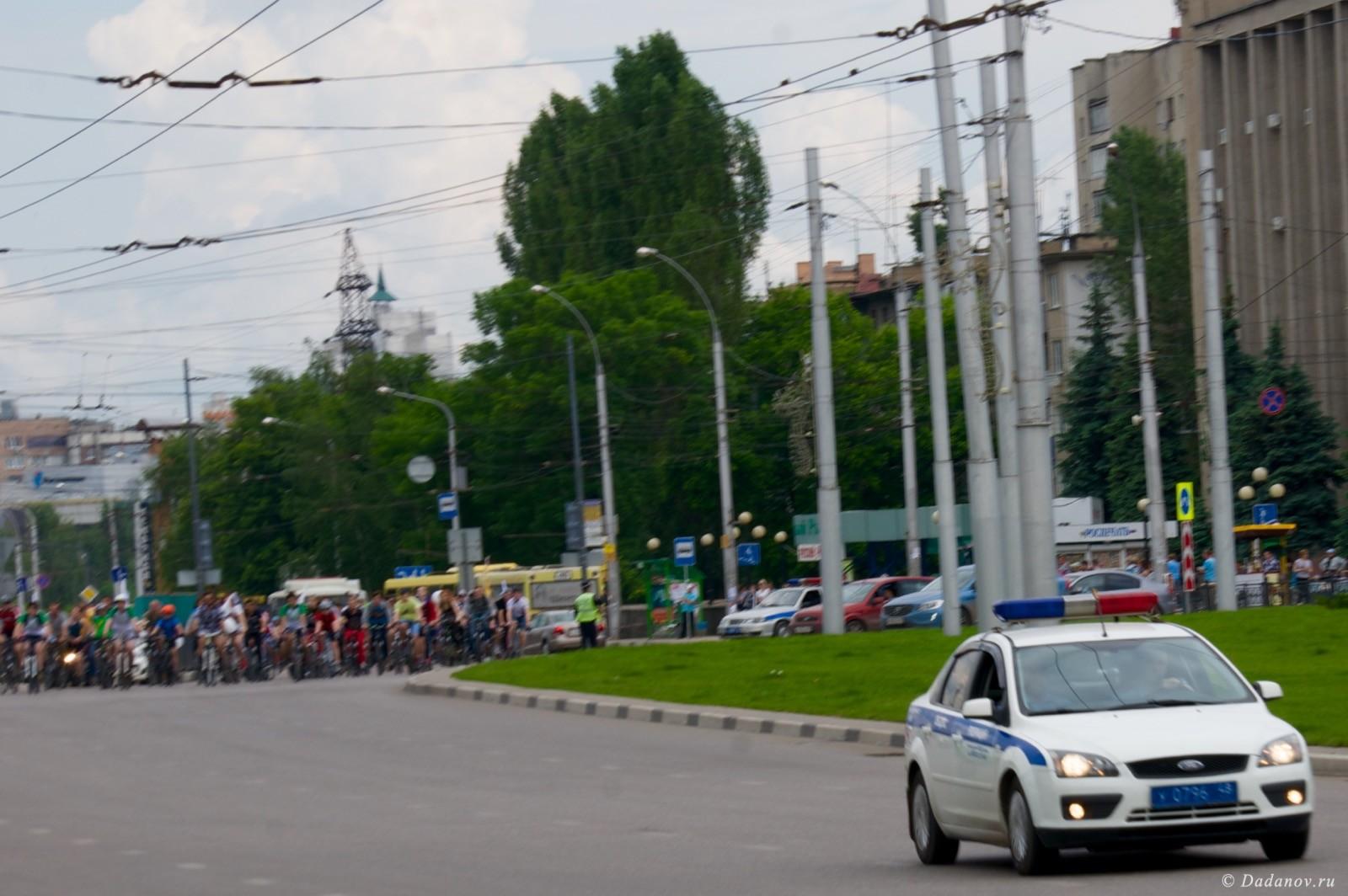 Велодень 2016 в Липецке состоялся. Фотографии с мероприятия 2997