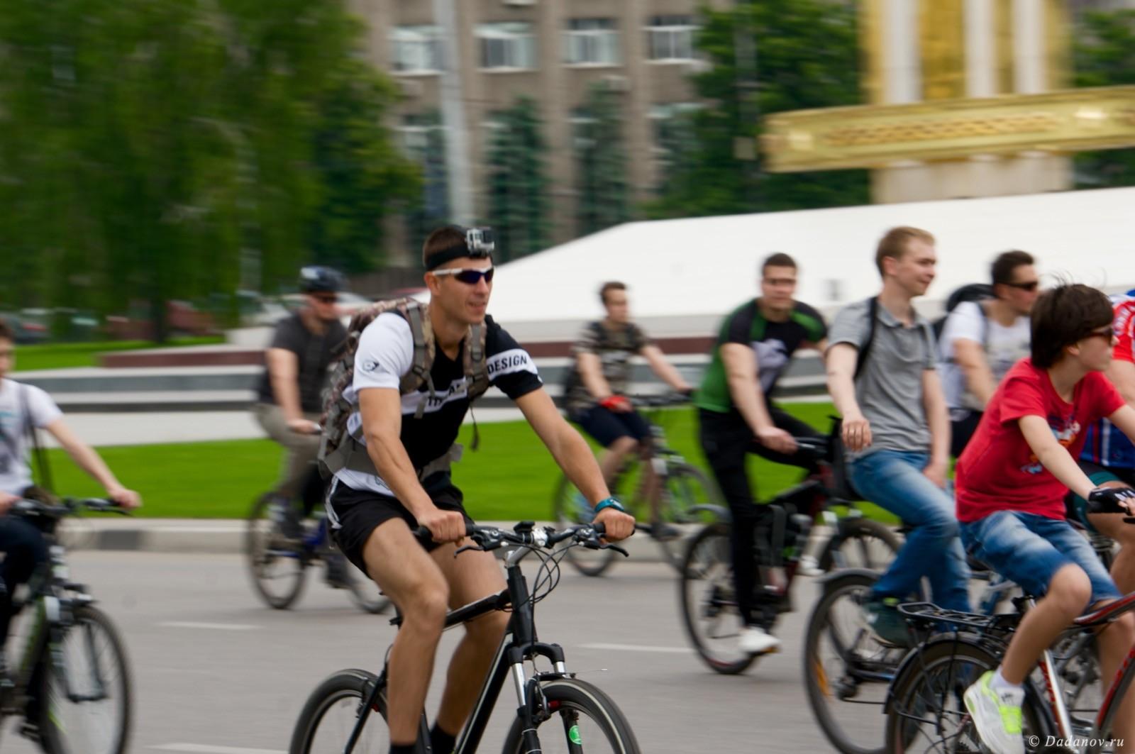 Велодень 2016 в Липецке состоялся. Фотографии с мероприятия 3009