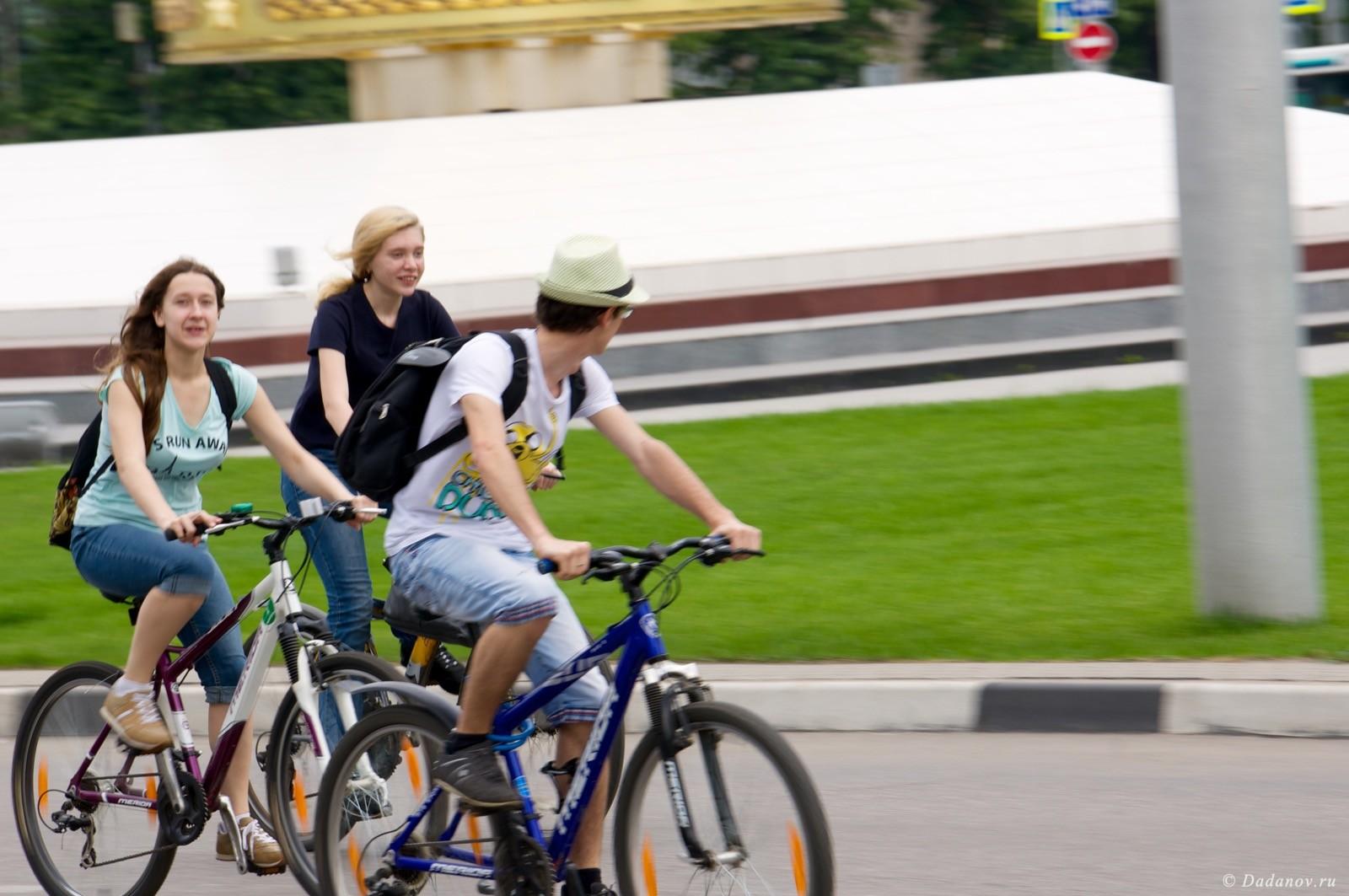 Велодень 2016 в Липецке состоялся. Фотографии с мероприятия 3010