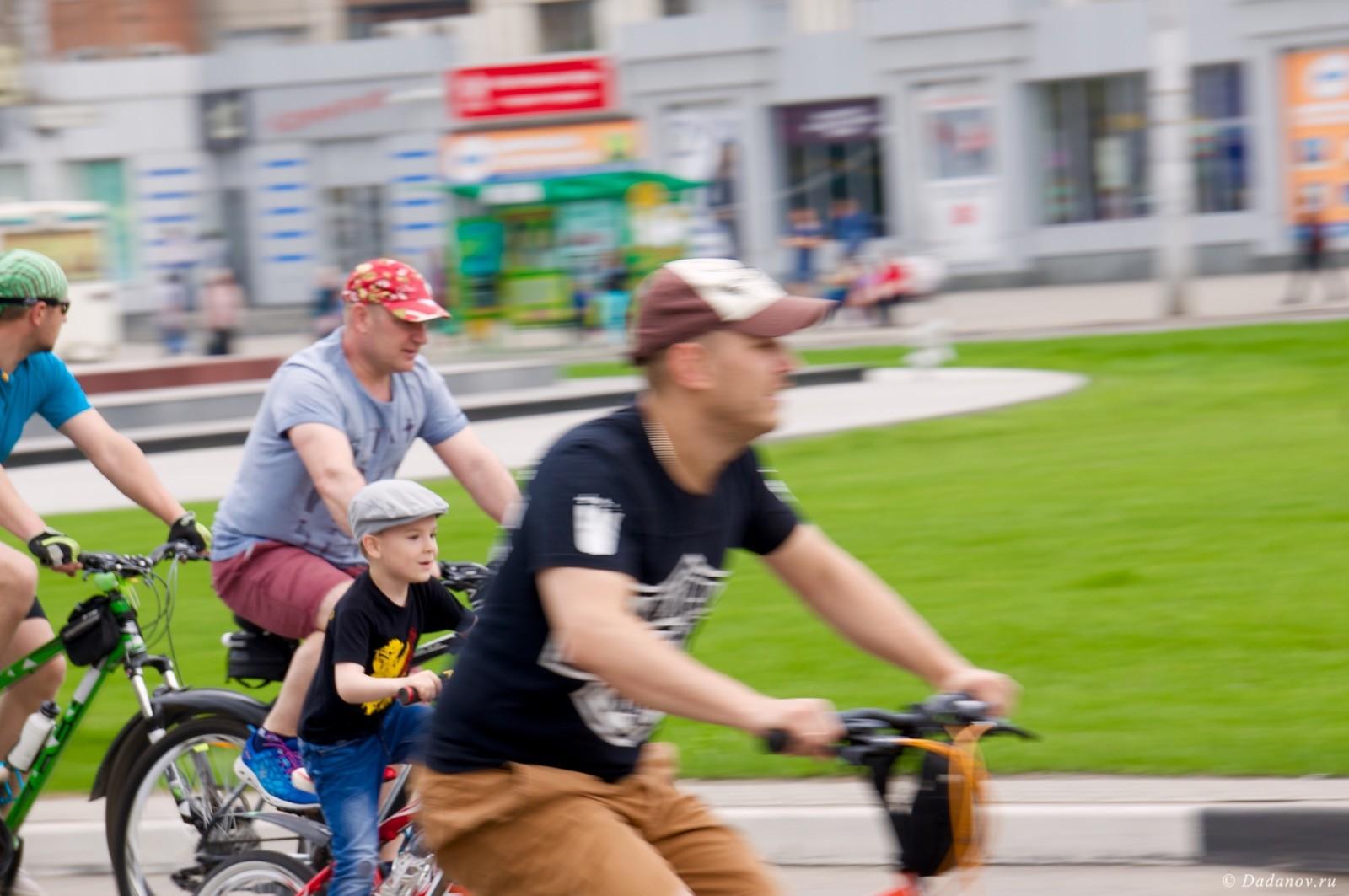 Велодень 2016 в Липецке состоялся. Фотографии с мероприятия 3017