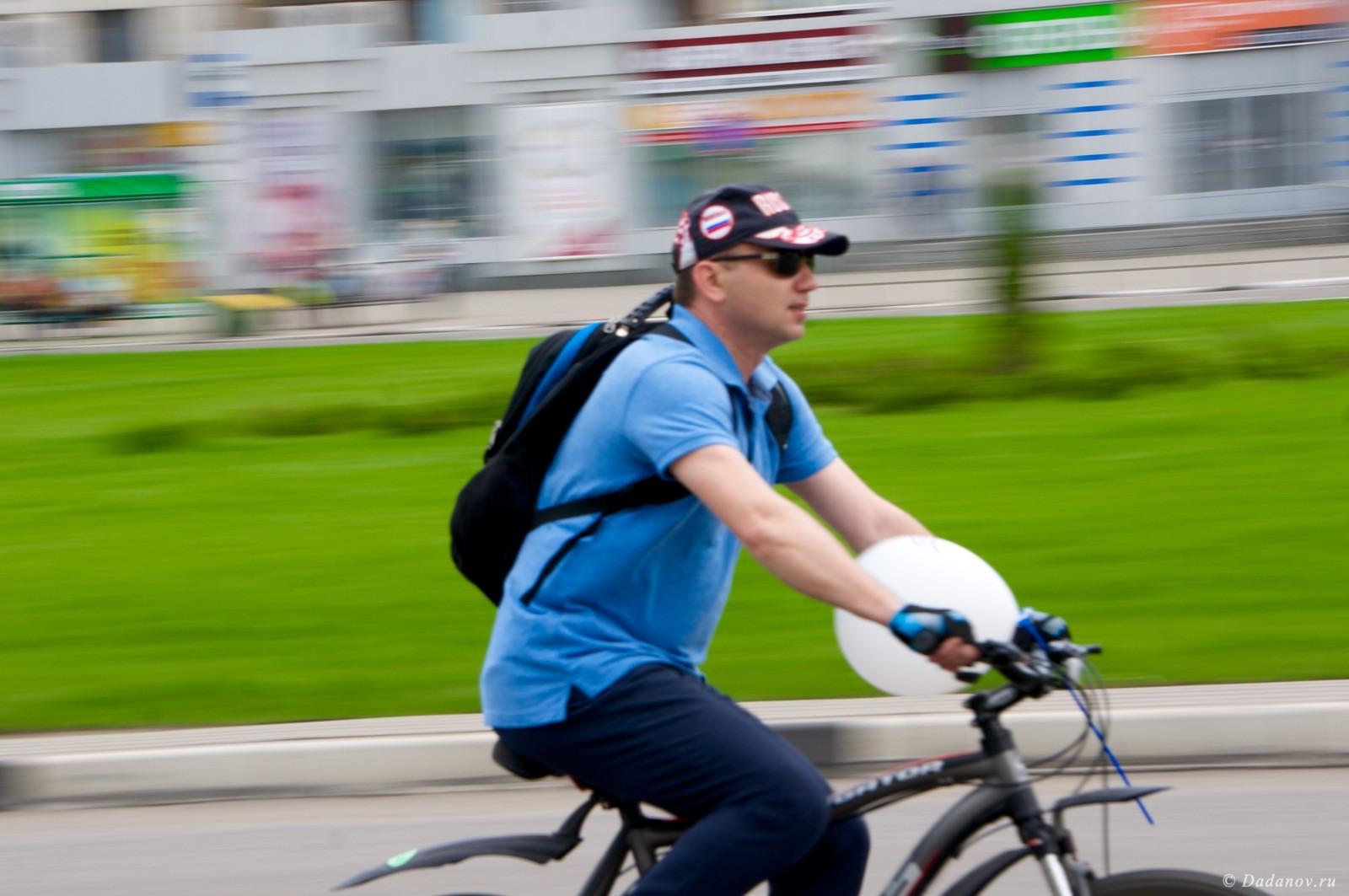 Велодень 2016 в Липецке состоялся. Фотографии с мероприятия 3026