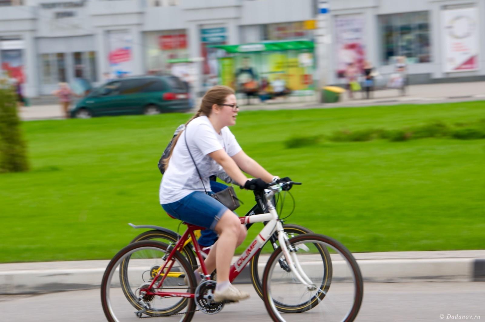 Велодень 2016 в Липецке состоялся. Фотографии с мероприятия 3028