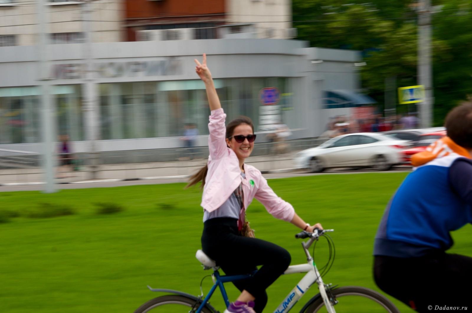 Велодень 2016 в Липецке состоялся. Фотографии с мероприятия 3042