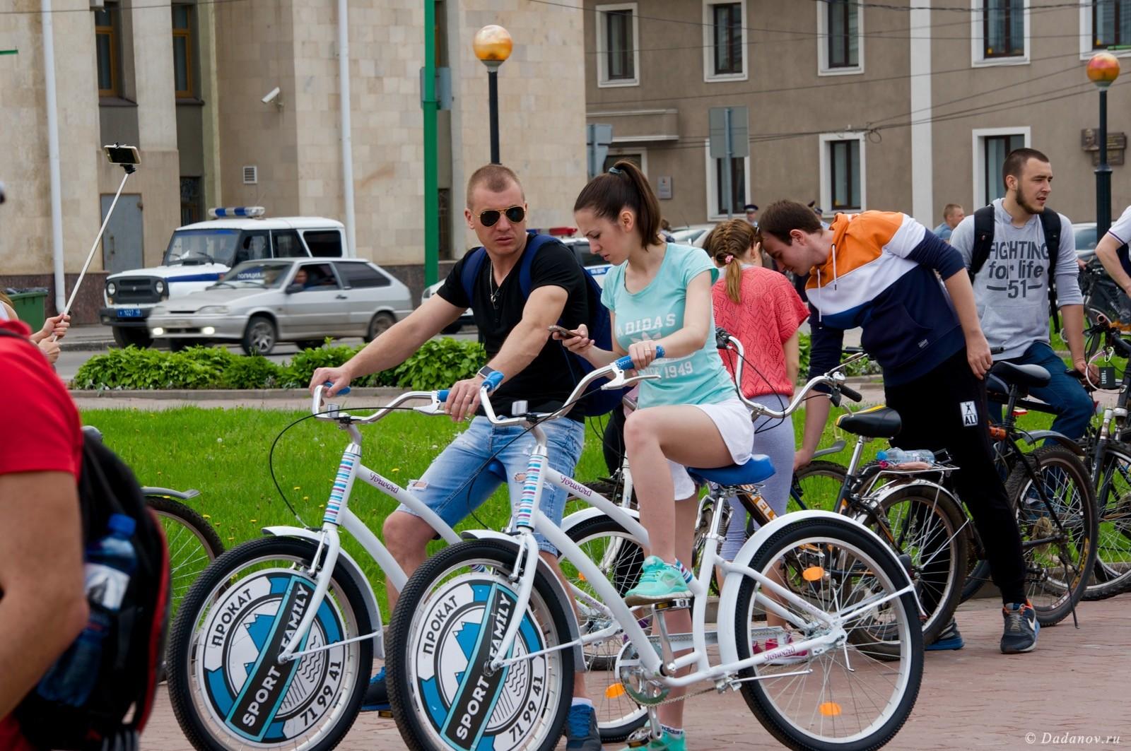 Велодень 2016 в Липецке состоялся. Фотографии с мероприятия 3067