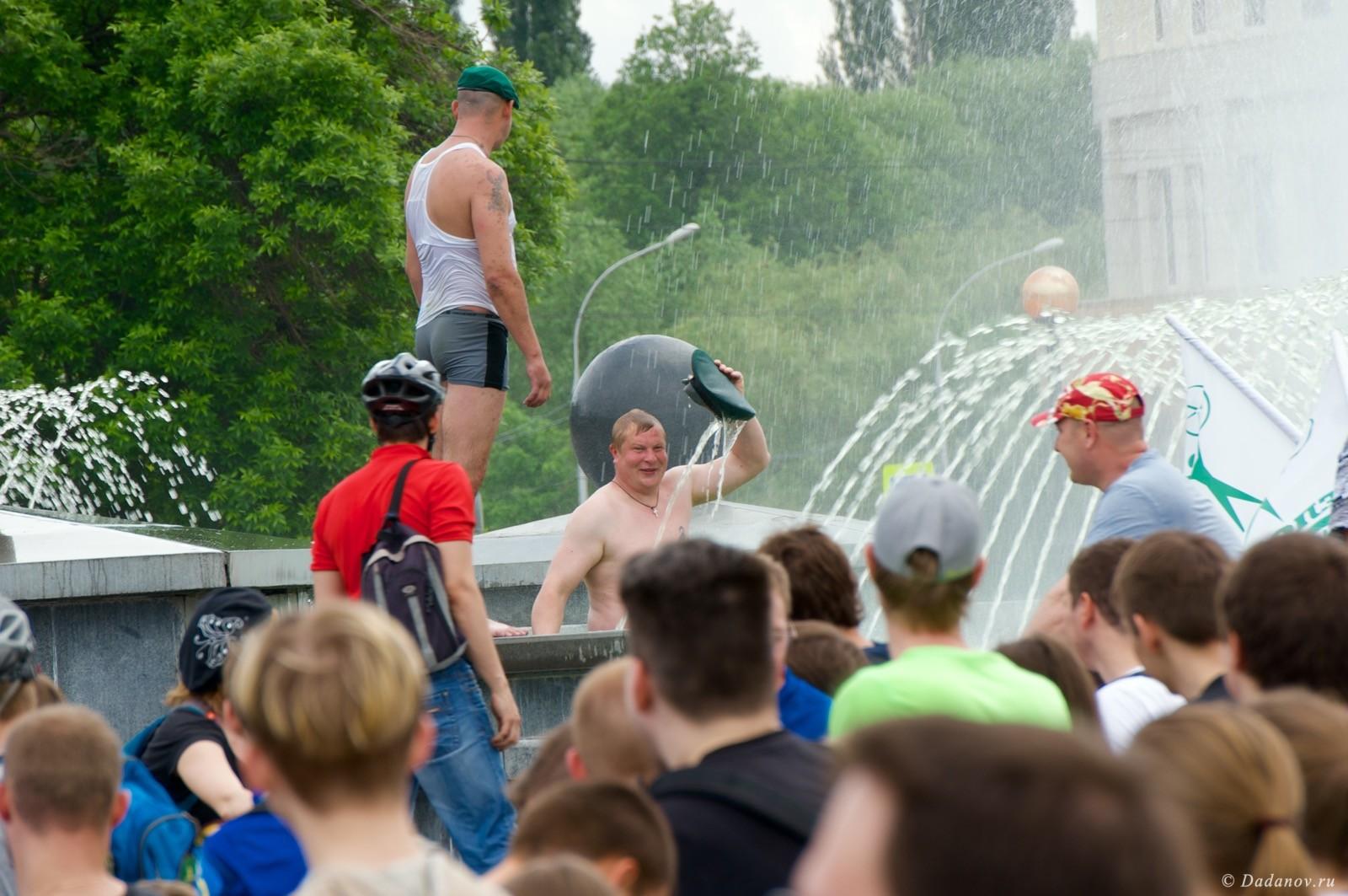Велодень 2016 в Липецке состоялся. Фотографии с мероприятия 3076
