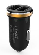 Обзор автомобильной зарядки LDNIO, честные 2А для телефона, планшета