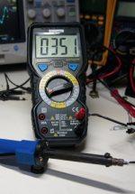 Паяльник оловоотсос — обзор инструмента радиолюбителя
